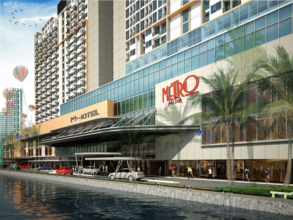 Metropolitan Park Bekasi Commercial Portfolio